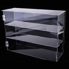30x20x20cm Trasparenti Acrilico Vetrina casella Mostra per Action Figure Bambola modello