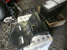 Yamaha RD 125 lc  uncut rear number plate holder