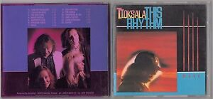 T.T. OKSALA - THIS RHYTHM CD 1992 FINLAND WISHCD 38  RARE METAL ROCK