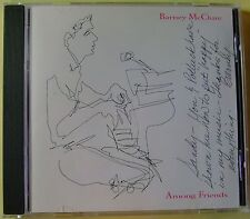 Barney McClure:  Among Friends (CD, 1992, Bam Records)