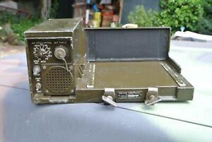 Military Radio Radio RT524 RT246  Amplifier AM2060 radio prc25/77 radio prc