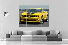 CHEVROLET CAMARO Poster Grand format A0 Large Print