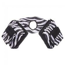Tough-1 Insulated Horn Bag in Fun Prints - Zebra -NWT - 61-7393
