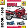 Honda ST1300 Pan European 2002-2011 Haynes Workshop Manual
