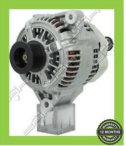 ALTERNATOR JAGUAR XJ XJ8 XJR X308   XK XK8 XKR X100 4.0 V8 PETROL 1996-2005 120a