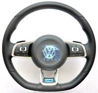 VW Golf Passat CC Tiguan Arteon T-Roc Polo Jetta Touran T6 R Line steering wheel