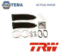 TRW FRONT BELLOWS STEERING RACK BOOT JBE211 P NEW OE REPLACEMENT