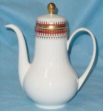 Bavaria Vohenstrauss Johann Seltmann German Coffee Pot Tea Pot - Turkish Design