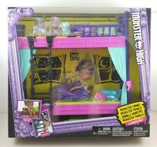 New Monster High Family Bunk Bed PAWLA WOLF PACKLYN WEREDITH Siblings Clawdeen