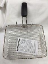 Presto 54764 09992 Deep Fryer Jumbo Basket with Handle Genuine