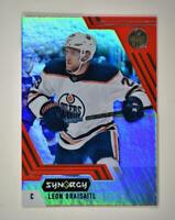 2020-21 UD Synergy Red Bounty Code #38 Leon Draisaitl - Edmonton Oilers