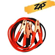 Heavy Duty Car Battery Booster Jumper Cable 300-amp 8-Feet Guage W/Pouch