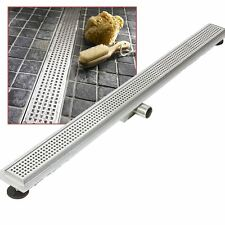 """2000mm Stainless Steel Long """"Rectangular"""" Wetroom / Shower Drainage System"""