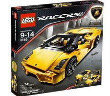 LEGO Racers Lamborghini Gallardo LP 560-4 Set (8169)