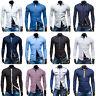 Bolf Hombre Camiseta para camisa casual Classic Ajustada Mix 2b 2 Informal