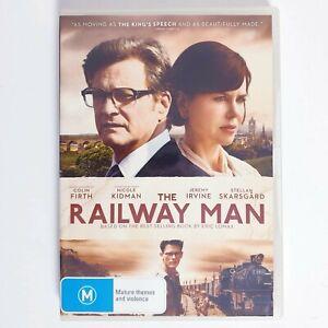 The railway Man Movie DVD Region 4 AUS - Drama Romance Colin Firth