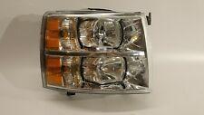 2007-2013 CHEVROLET SILVERADO 1500 2500 PASSENGER HEADLIGHT LAMP HALOGEN OEM
