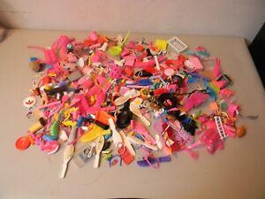 Huge lot of vintage Barbie accessories