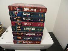 Smallville - Season 1-8 DVD