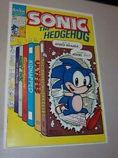 "1994 Archie Comics ""Sonic the Hedgehog"" #7 High Grade SEGA"