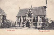 HARROW-ON-THE-HILL ( Middlesex): Vaugham Library-STENGEL