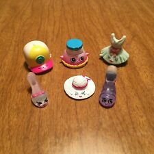 Shopkins Fashion Spree Exclusives - You Pick! - Shoe Dazzle Heely Kelly Jelly