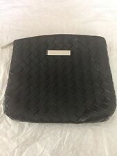 Bare Minerals Brand New Make Up Bag Pvc Easy Wipe Clean Free PP