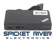 Lenovo ThinkPad OneLink Pro Dock Docking Station 03X6819 #36600