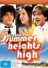 Summer Heights High (DVD, 2007) R4 [2 discs] + Bonus Dicktation Sticker