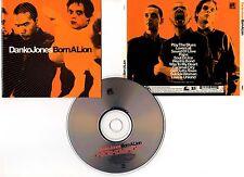"DANKO JONES ""Born A Lion"" (CD) 2003"