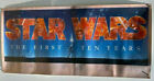 """1987 Lucas Films Star Wars Poster 16.5x36"""" John Alvin original Minds Eye Press"""