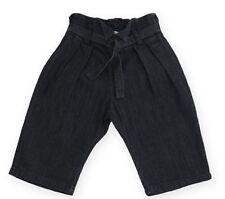 Baby-Hosen & -Shorts für Mädchen im Jeans-Stil aus 100% Baumwolle