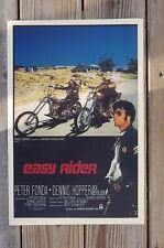 Easy Rider Lobby Card Peter Fonda Dennis Hopper