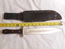 ANK CUSTOM BOWIE KNIFE