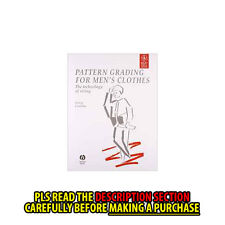 FAST SHIP: Pattern Grading For Men'S Clothes 1E by Gerry Cook