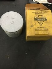 vintage clinton gas engine motor part new old stock piston 16001A  206-9 .010 R