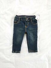 NWT Oshkosh Baby Jeans 6 Months Boy Girl Skinny Dark Wash...
