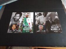 NEVIS 2013 NELSON MANDELA 1918-2013 IN MEMORIAM.MS. MNH