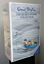 NEW ENID BLYTON THE SECRET ISLAND STORIES 4 BOOK CHILDREN'S COLLECTION SET