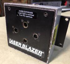 LASER BLAZER Rectangle Laser 5mW 5VDC Clean Operating Unit