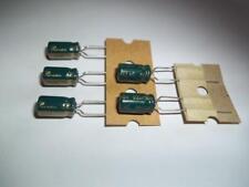 Kondensator 10 µF 50V Panasonic Pureism PX High Grade low ESR   5 STCK.