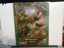 FGG D&D Swords & Wizardry Hex Crawl Chronicles HC4 The Shattered Empire!
