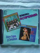 Sonora Altepexana Entre Copas Y Corazones SALSA CLASICA TROPICAL from Mexico CD