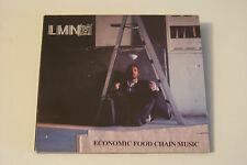 LMNO - ECONOMIC CHAIN FOOD MUSIC CD 2004 (DIGIPACK) Wildchild 2Mex Visionaries