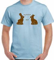 Easter T-Shirt My Arse Hurts Mens Funny Chocolate Bunny Rabbits Egg Holiday