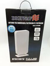 Digiwave Digital Indoor Outdoor TV Antenna (Mid-Sor3)