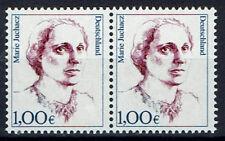 2305 **, BRD 2003, Marie Juchacz  waagr. Paar
