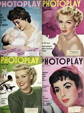205 Old Issues Of Photoplay - America Film Fan Magazine Vol.3 (1947-1964) On Dvd