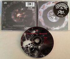 Cerebral Fix - Bastards CD ORG R/C 1991 sacrilege benediction hellbastard
