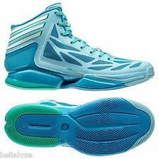 NEW~Adidas ADIZERO CRAZY LIGHT 2 Basketball ghost shadow Shoes Rose~Mens sz 11.5